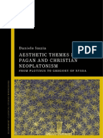 Aesthetic Themes in Pagan and Christian Neoplatonism