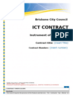20150409 - Ict Contract - Instrument of Agreement