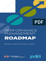 Performance Management Roadmap Building a High-performance Culture-[2013.09.03]