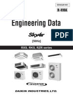 EDSG281001 (SKY AIR - R410A)