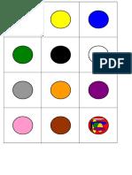 Farben Zuordnungs Spiel