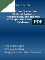 Chain of Custody