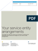 ATO Publication - Your Service Entity Arrangements