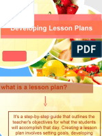 2 Meeting Lesson Plan