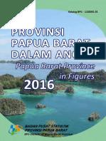 Provinsi Papua Barat Dalam Angka 2016