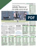 SINTESIS COMPLETAS Liga Amateur Platense - Fecha 7