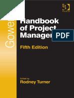 [05805] - Gower Handbook of Project Management 5th - Rodney Turner.pdf