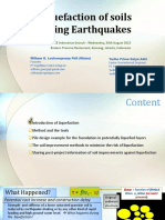 Liquefaction of Soils During Earthquakes