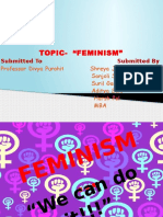 Feminism world