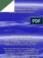 RPS Drg. Herman Hambali (Penatalaksanaan Kelainan Dlm Rongga Mulut)