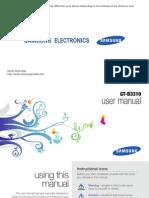 Samsung=Phone=GT-B3310 UM EU Eng Rev.1.0 090710