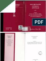 Documentación Litúrgica Epistolar - Ph 208