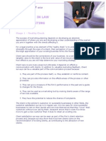 Law Firm Marketing key stages - The Client survey