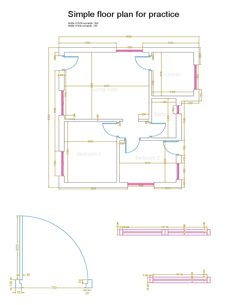 Floor Plan For Practice Buildings And Structures 32k Views