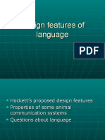 Design Features