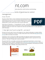 Troy Hunt_ the 10 Commandments of Good Source Control Management