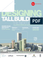 Designing Tall Buildings Booking Form