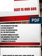 How great is our god.pps