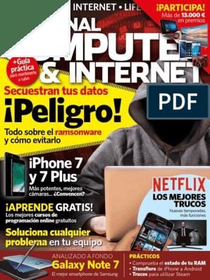 Personal Computer Internet Issue 167 2016 Suplantacion