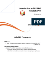 1 Introduction Php Mvc Cakephp m1 Intro Slides