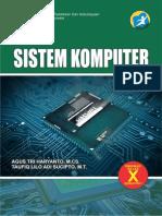 Sistem Komputer X - Semester 1