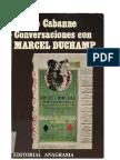 Cabanne Pierre - Conversaciones Con Marcel Duchamp