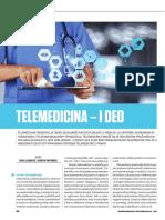 Telemedicina - prvi deo