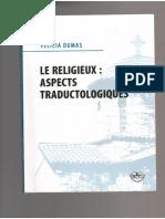 Texte Religieux