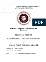 Cover Page Report