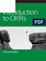 Introduction to Okrs