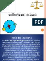Equuilibrio General