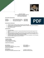Noemark's Resume
