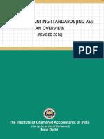 INDAS Revised 2016