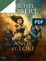L'Agent Des Ombres - 08 - Ange Et Loki - Robert, Michel