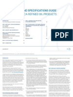 Europe Africa Refined Products Methodology