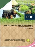 Analisis Tenaga Kerja Pertanian 2013