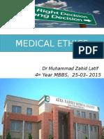5- Medical Ethics 25-03-16