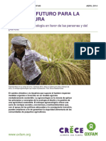 Ib Building New Agricultural Future Agroecology