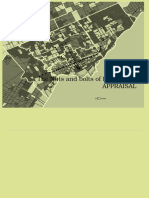 Comparative Statics Analysis of Urban Land Values In