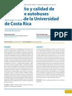 Universidad Buses Externos