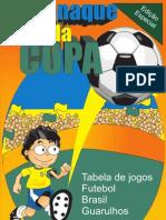 Almanaque da Copa do Alencar Santana
