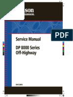 8000 Service Manual SM1228 200611