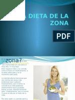LA DIETA DE LA ZONA.pptx