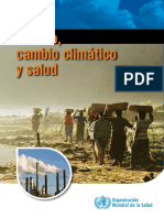 OMS Cambio climatico genero y salud.pdf