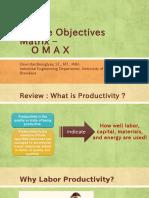 P7 - Anprod - The Objectives Matrix OMAX.pptx
