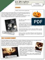 Culture - La Fete D-halloween