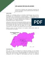 Descripcion Geografica - Vitor