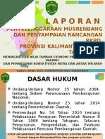 1.Laporan Panitia Musrenbang RKPD 2016
