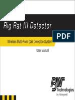 Rig Rat III Detector Manual