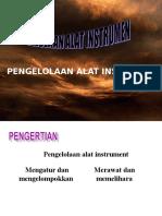 PERAWATAN INSTRUMEN